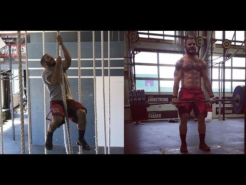 Mat Fraser training CrossFit 2016