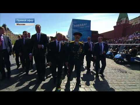 Охрана Путина отшвырнула Ветерана, тот неловкий момент когда охрана перестаралась