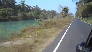 Along Gajoldoba Road Video -Jalpaiguri Experience West Bengal The Sweetest Part of Incredible India
