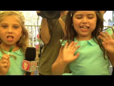 Say Hi To Sophia Grace And Rosie