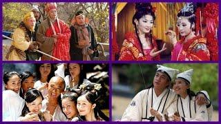 10 Bộ phim cổ trang Trung Quốc đáng nhớ trên VTV3