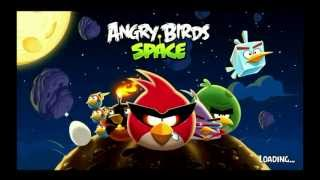 ANGRY BIRDS SPACE (Castellano)