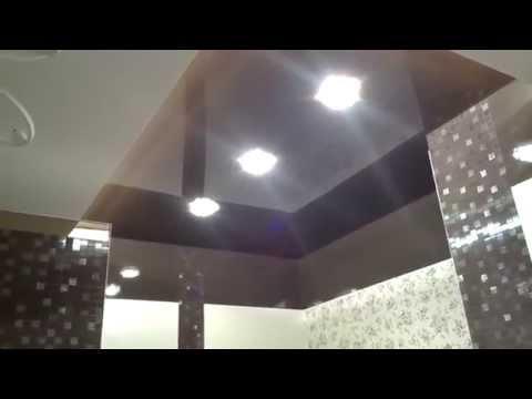 Зеркальный потолок №42 - www.vgceiling.ru