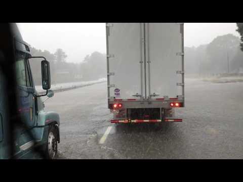 Hurricane Matthew i95 North Carolina