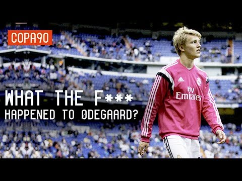 What Actually Happened to Martin Ødegaard?