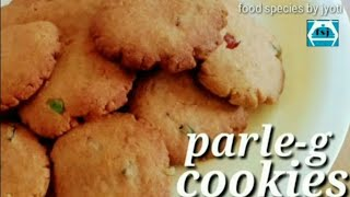 Instant cookie recipe || Parle-G cookies || how to make instant cookies with parle-G