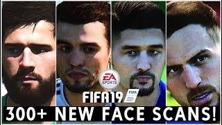 FIFA 19 Indonesia Update: 300+ Face Scans Baru! Termasuk Semua Tim La Liga Spanyol, RB Leipzig, MLS