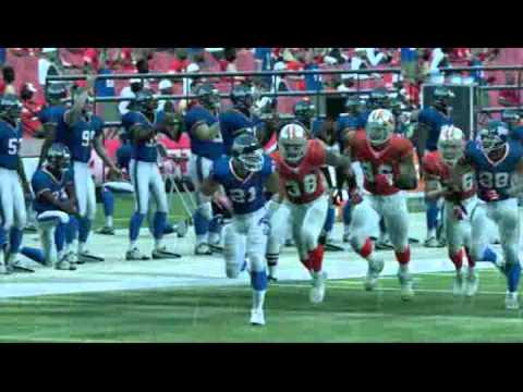 Madden 12- Tiki Barber 95 YD touchdown