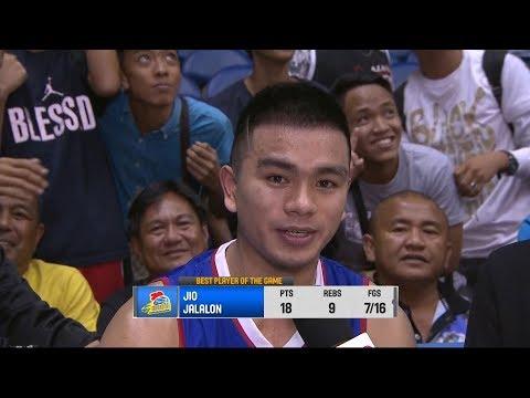 Best Player: Jio Jalalon | PBA Governors' Cup 2018