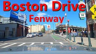 Boston Drive: Fenway