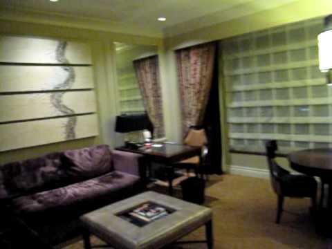 US TRIP - THE PALAZZO HOTELROOM