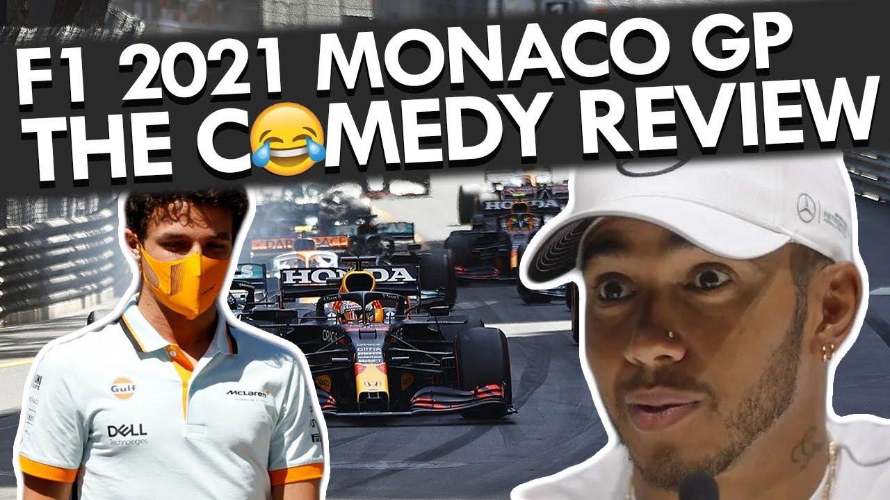 F1 2021 Monaco GP: The Comedy Review