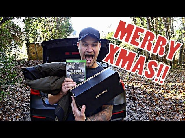 WIN MY CHRISTMAS SHOPPING!!