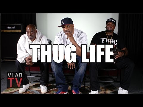 Thug Life: 1,000 Years From Now 2Pac will be Depicted as White, Like Jesus
