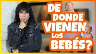 Daniel El Travieso - De Donde Vienen Los Bebés?