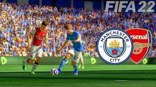Manchester City vs Arsenal Feat. Harry Kane, Jack Grealish, | Premier League 2021/2022