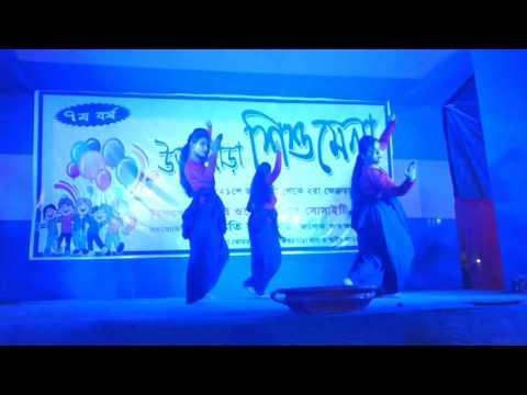 "Azeem O Shansahensha...... By Romita Dasgupta From ""Srishti Dance Group""....."