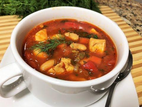 Вкуснейший Ужин за 20 минут для всей семьи. Густой Суп без Картофеля.  Все просят добавки!