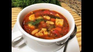 сУП. Вкуснейший Ужин за 20 минут для всей семьи. Густой Суп без Картофеля.  Все просят добавки!
