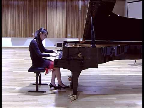 Beethoven piano sonata Op53 in C major Waldstein Mvt 1