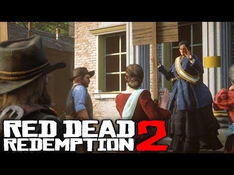 Red Dead Redemption 2 #9 - Glorified Mail Man