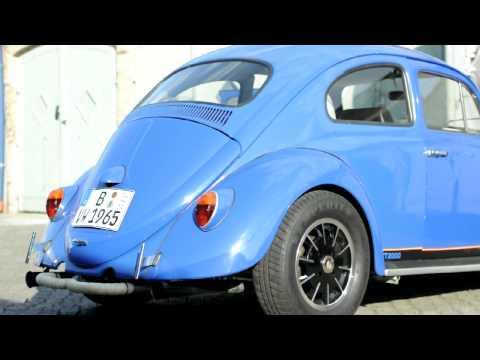 Vw K 228 Fer Bug Weber Ida Dual Stinger Race Porsche Exhaust