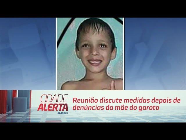 Caso Danilo: reunião discute medidas depois de denúncias da mãe do garoto