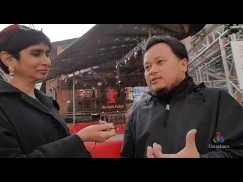 Haobam Paban Kumar at the Berlin film festival