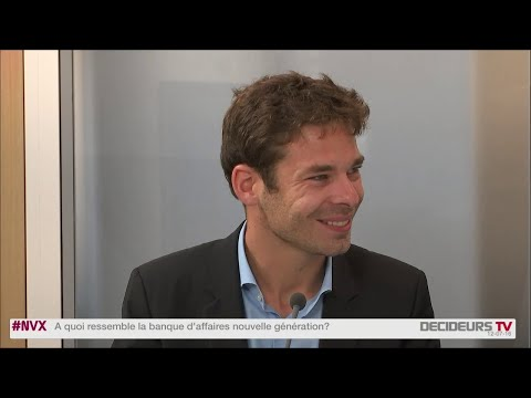 Numa Bourragué, eCAP PARTNER - A quoi ressemble la banque d'affaires nouvelle génération ?