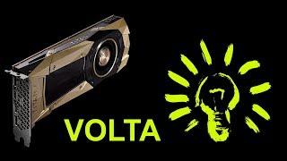 Nvidia Titan V. Самый мощный GPU на ЗЕМЛЕ XN#91