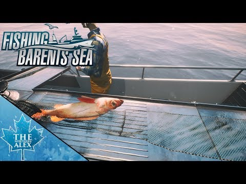 Fishing: Barents Sea #17- The biggest haul yet ! -