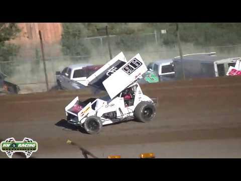 6 28 15 Siskiyou Motor Speedway Western Sprint Tour Qualifying
