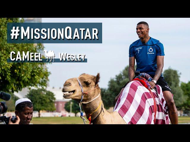 #MISSIONQATAR    De CAMeel op met Wesley   2018-2019