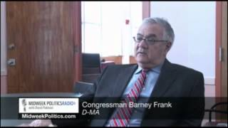 Barney Frank Sits Down with Us