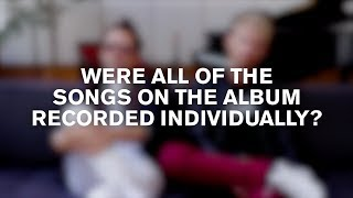 MUSE - Songs Recorded Individually [Simulation Theory Behind-The-Scenes]