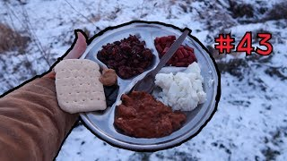 PineGrove Cookin Thursdays EP #43 (MRE Menu #7) Beef Strips In A Savory Tomato Based Sauce