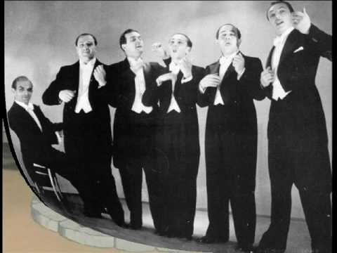 The Comedian Harmonists (Wiener Gruppe) -  The Dwarfs Yodel Song