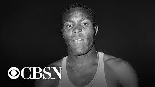 Sports legend Rafer Johnson has died at age 86