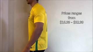 Bestcheapsoccer.com 2018 World Cup Jerseys Unboxing Review.