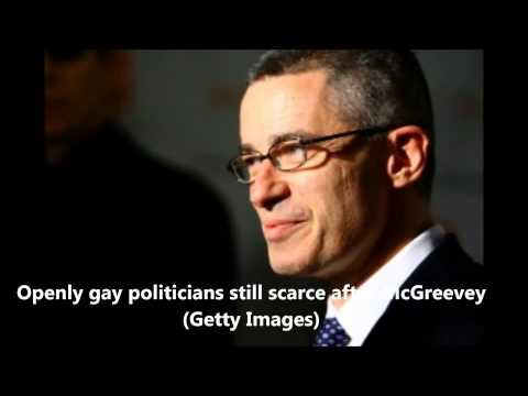 Openly Gay Politicians Still Scarce After McGreevey - 8/13/14
