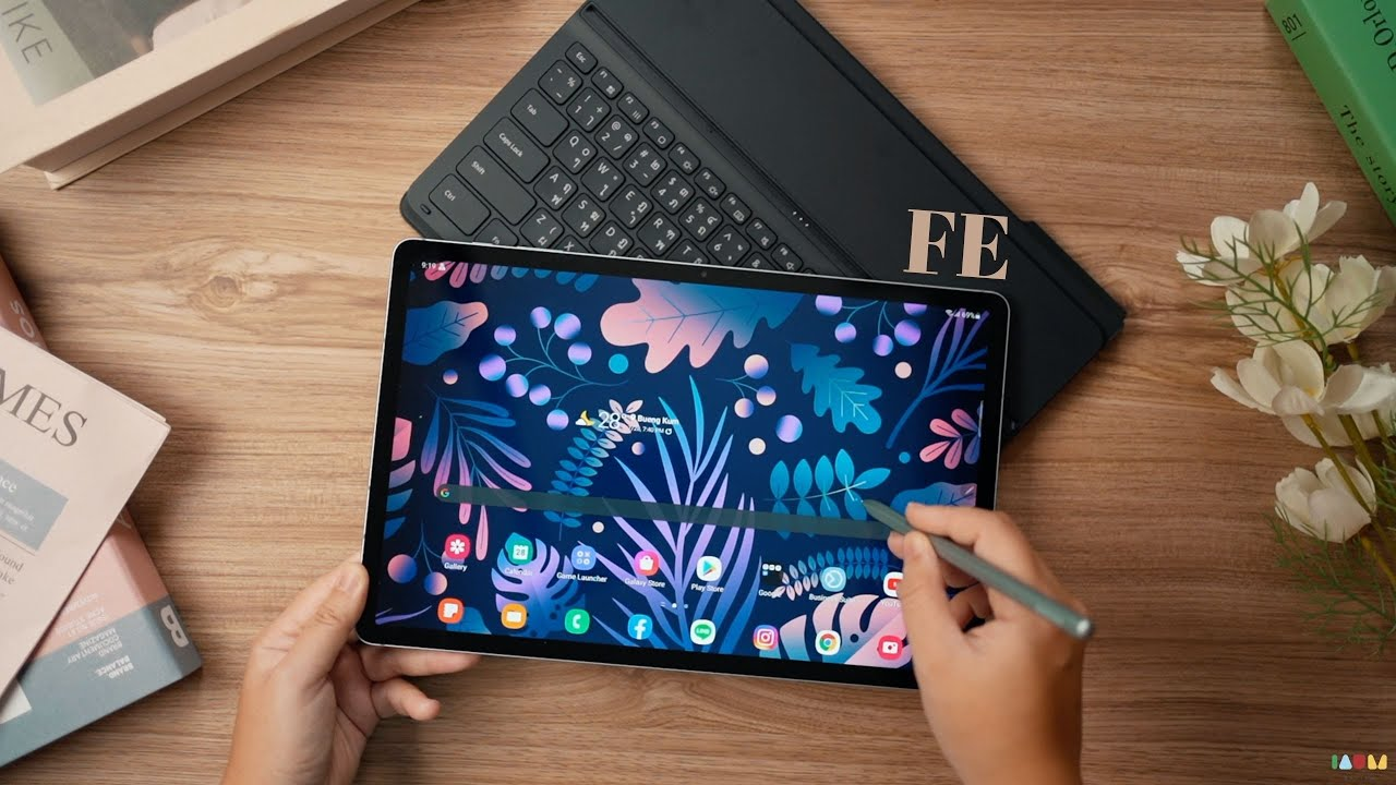 รีวิว Galaxy Tab S7 FE | ถ้าจะซื้อ ก็เพราะ ...  ? [ 19,990 LTE ]