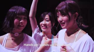2016/09/07 Cheeky Parade 新体制第1弾シングル「Hands up !」の90秒...