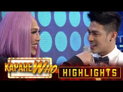 Ion asks Vice if he loves him already   It's Showtime KapareWho