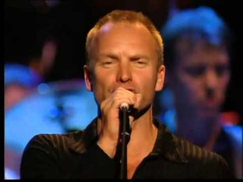 Paul McCartney, Sting, Elton John, Eric Clapton, Mark Knopfler, Phil Collins Hey Jude
