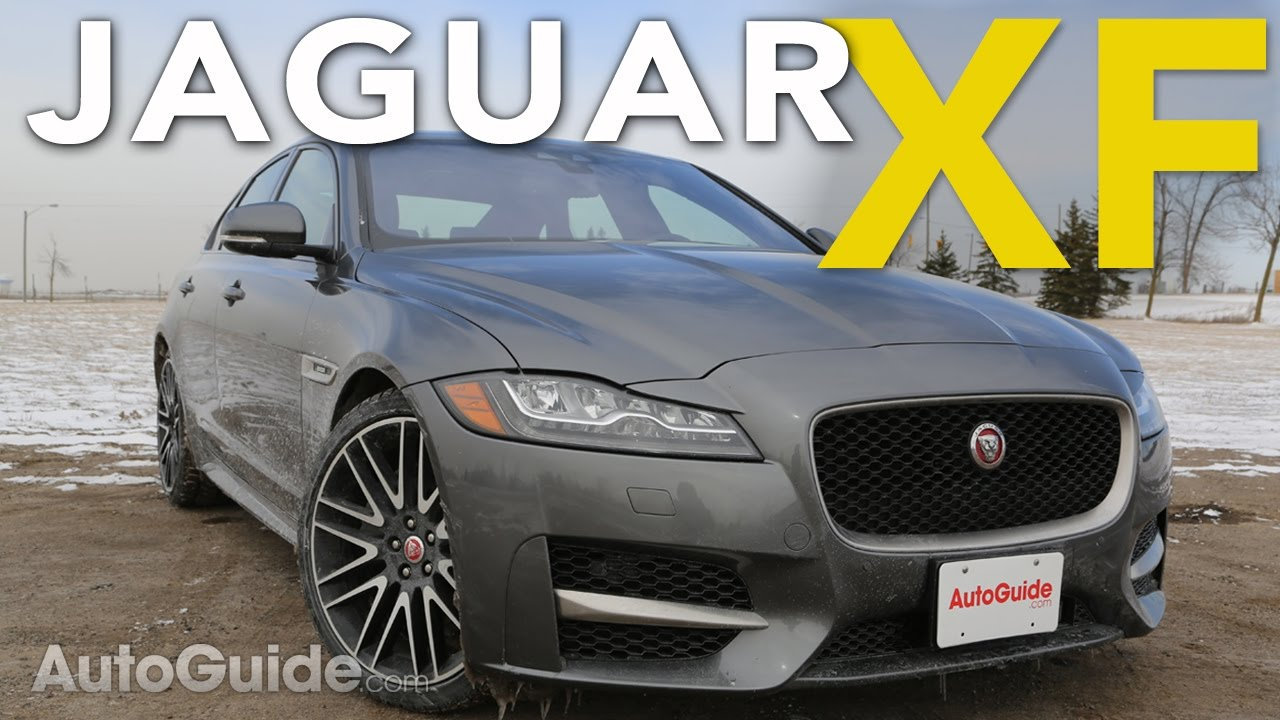 2017 Jaguar XF Diesel Review