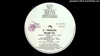 X - Tracks - Plan