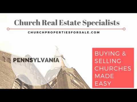 Pennsylvania Churches For Sale
