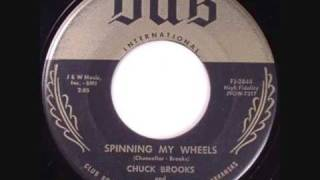 Chuck Brooks-Spinning My Wheels 1958