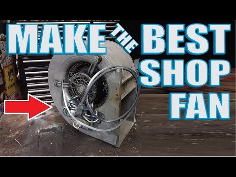 Ac Blower Motor Wiring Shop Fan Out Of Old Furnace Blowers Youtube