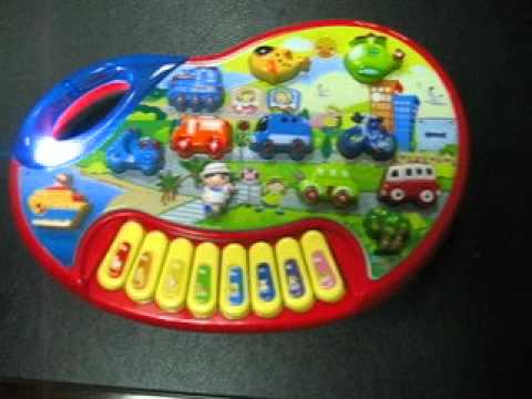 Toy Music Organ from China Supplier mcz107621